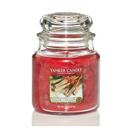 Doftljus Sparkling Cinnamon Medium
