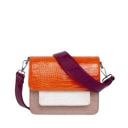 Cayman Pocket Multi Boa Axelremsväskor Köp online på