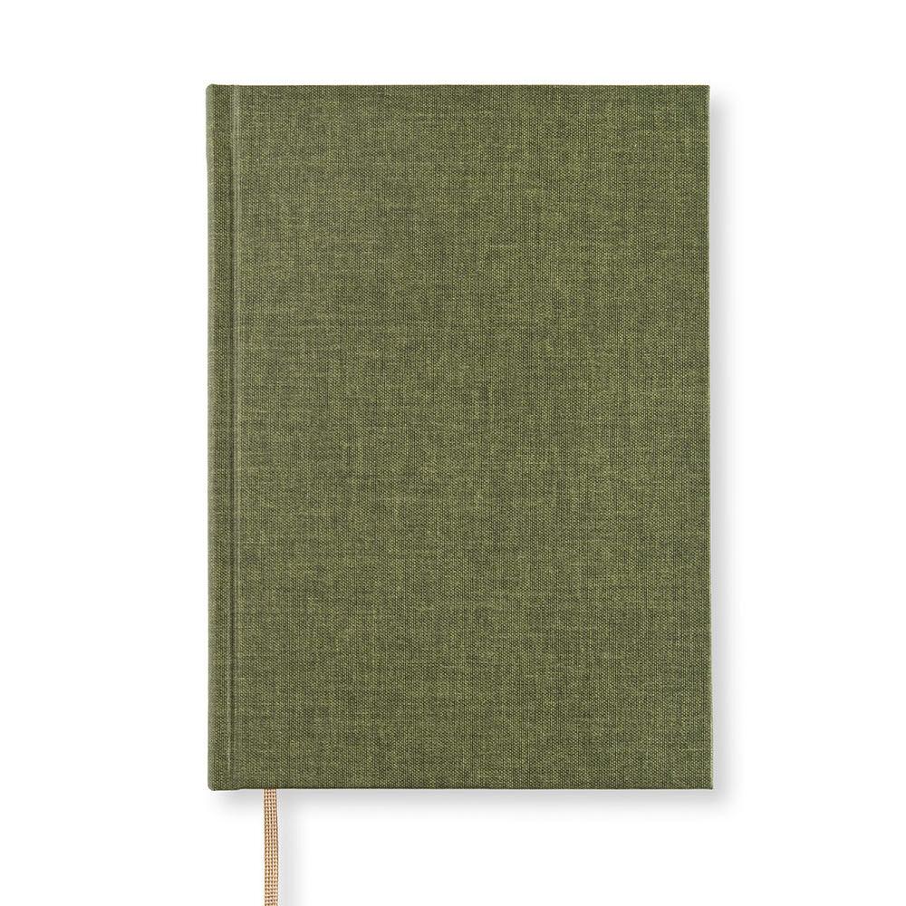 Anteckningsbok blanka blad A5 256 sidor