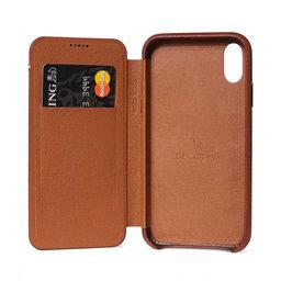 Plånboksfodral Läder iPhone Xr