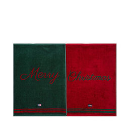 Handduk Merry Christmas 50×70 cm
