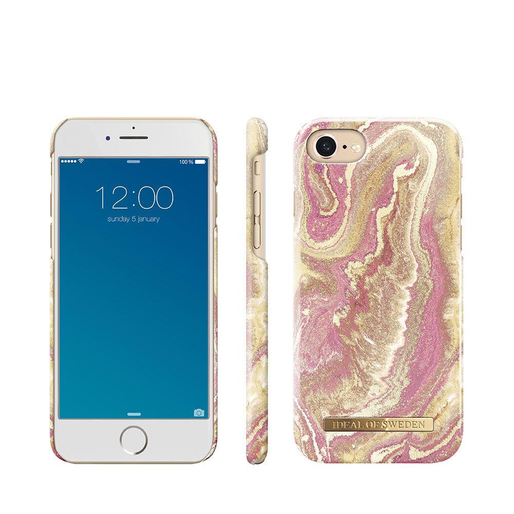 Mobilskal IPHONE 6/6S/7/8 GOLDEN BLUSH MARBLE