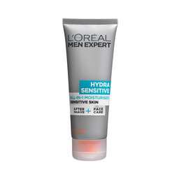 Hydra Sensitive All-In-1 Moisturiser After Shave + Face Care, 75 ml