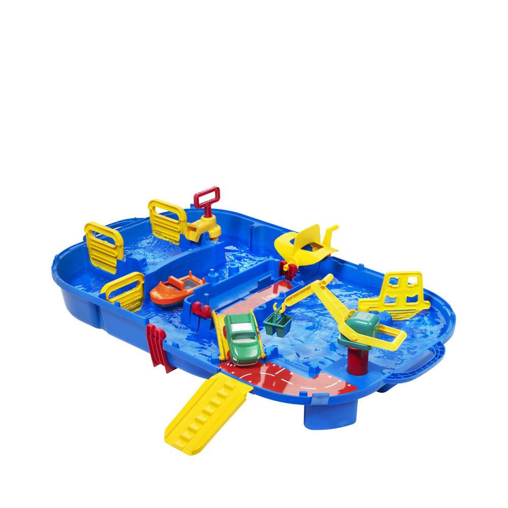 Kanalsystem, AquaPlay LockBox