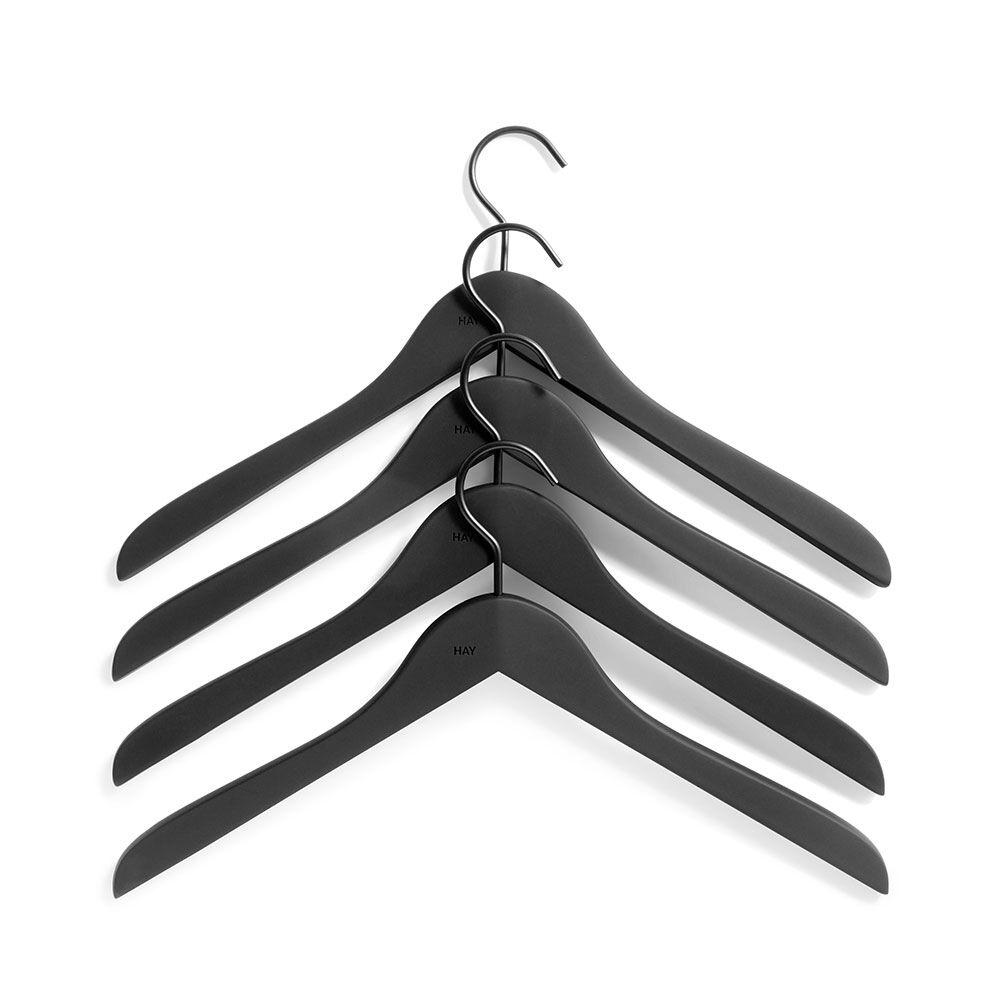 Galge Soft Coat Hangers 4-pack