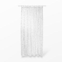 Duschdraperi bubbla 180×200 cm