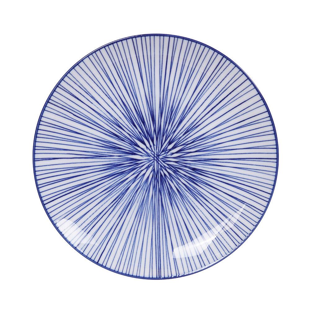 Tallrik Nippon Lines Ø206 cm blå
