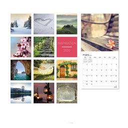 Väggkalender 2020 Inspiration