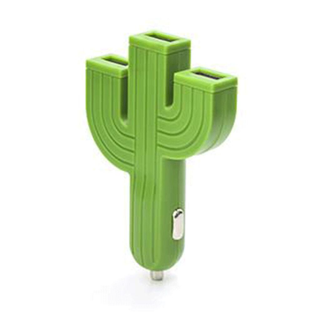 Mobilladdare Cactus Car