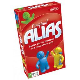 Original Alias reseversion