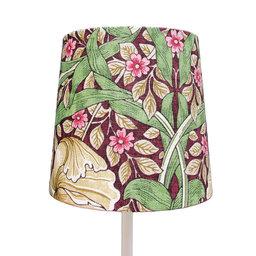 Lampskärm Sixten 17 Pimpernel Aubergine