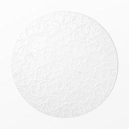 Tablett Angelica, Ø38 cm