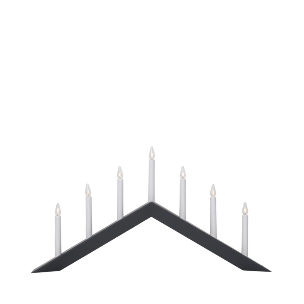 Adventsljusstake, Arrow Low