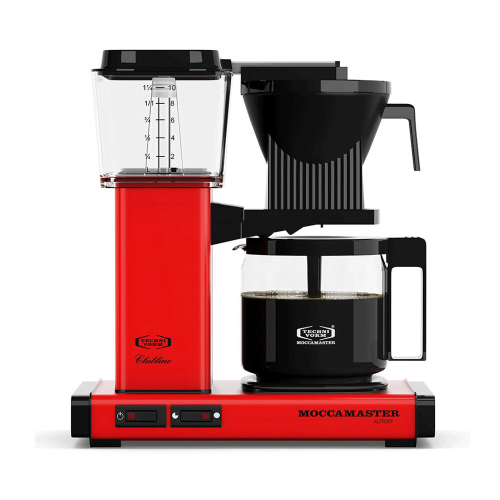 Kaffebryggare KBG962 AO Red