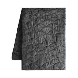 Överkast Saga 270×260 cm mörk kolgrå