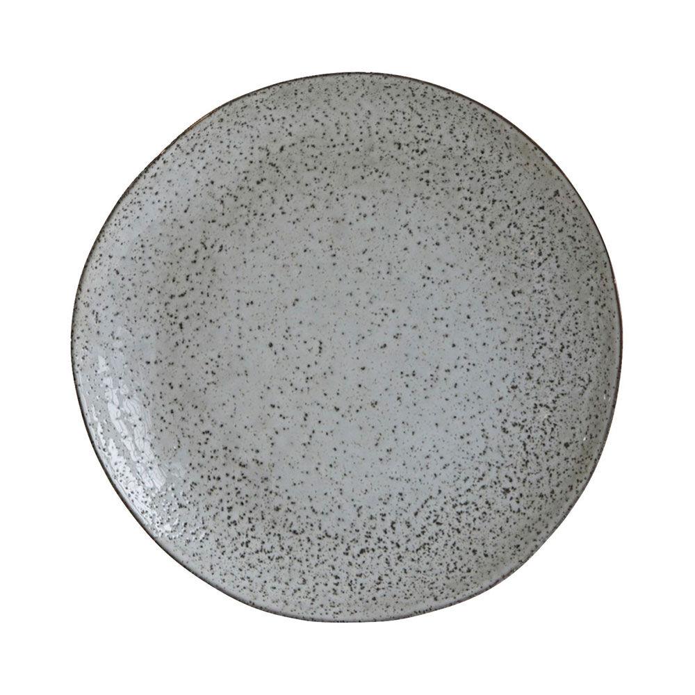 Tallrik Rustic Ø275 cm grå