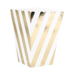 Popcornbägare 6-pack