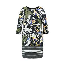 Klänning med print