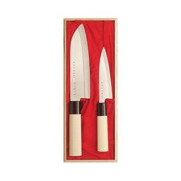 Knivset Houcho, 2 knivar