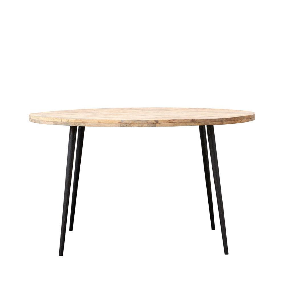 Matbord Club Ø130 cm