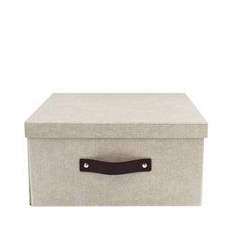 Monteringsbar förvaringsbox