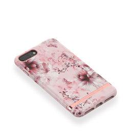 Mobilskal iPhone 6/7/8 PLUS. Pink Marble Floral