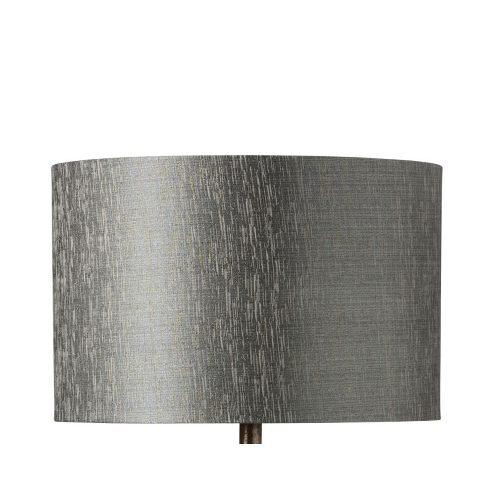 Lampskärm Erica Ø40cm gray/gold