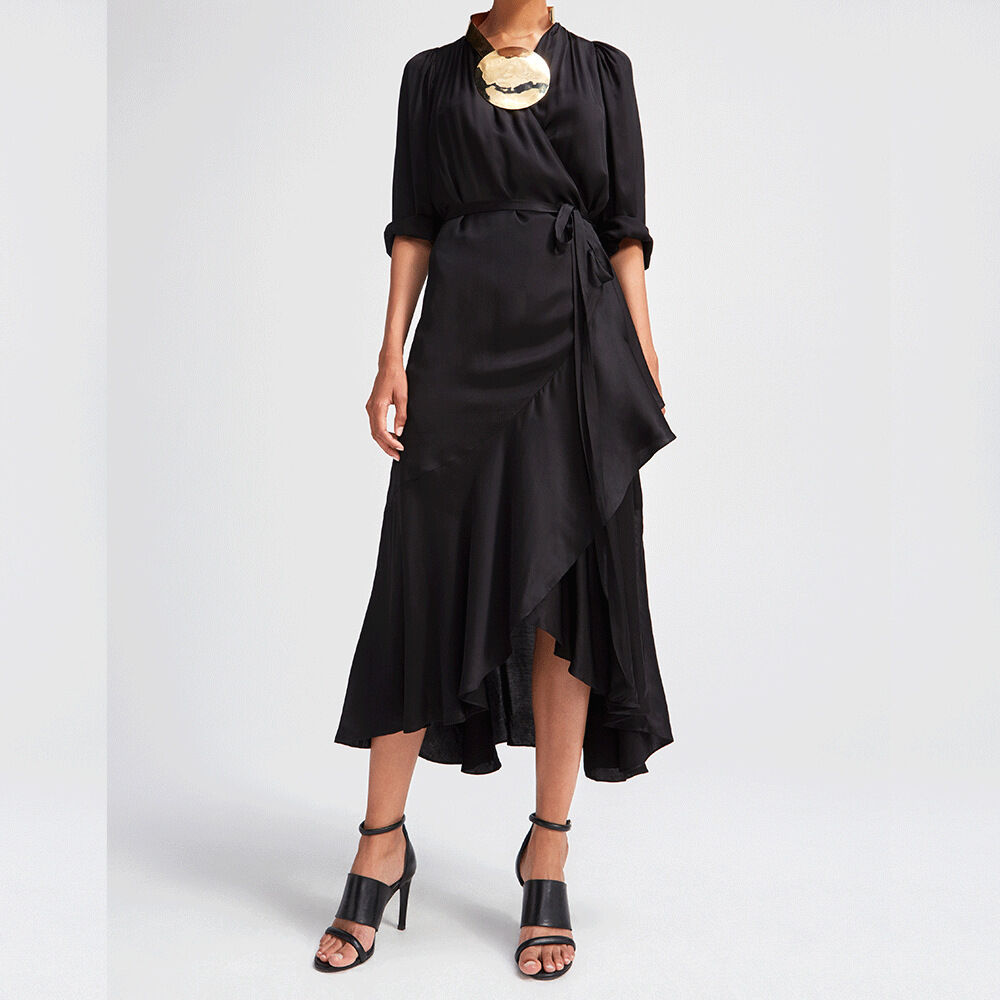 Dress Miliana Satin