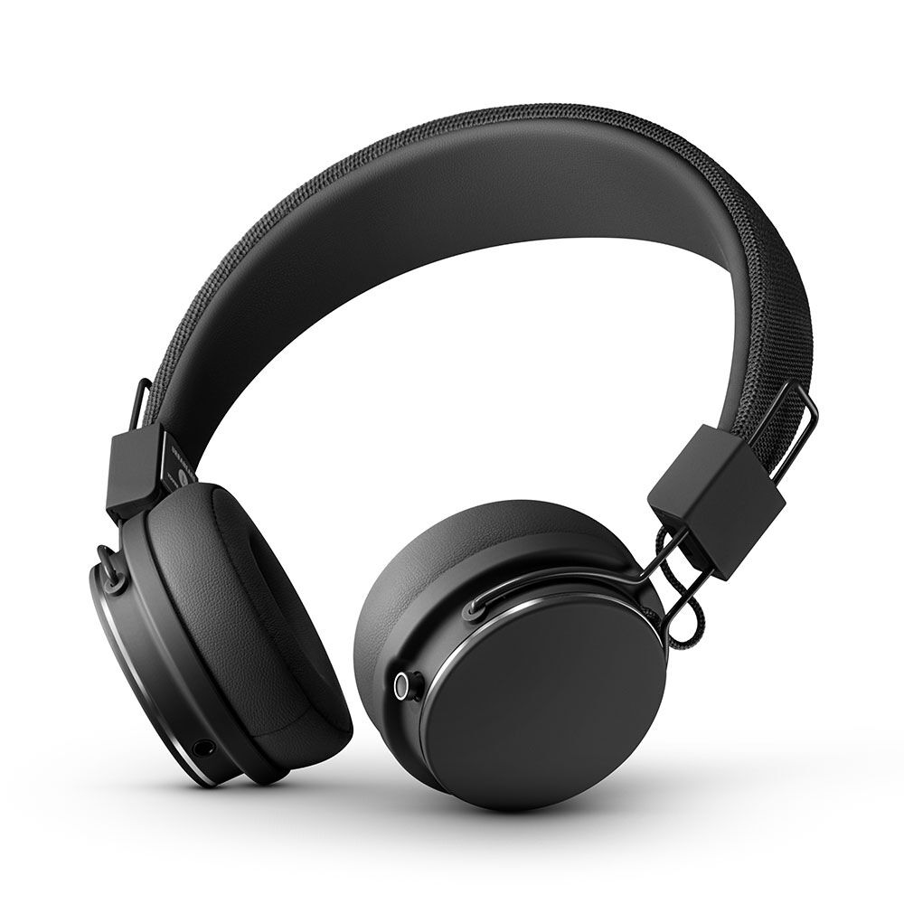 Hörlurar Plattan 2 Bluetooth Black