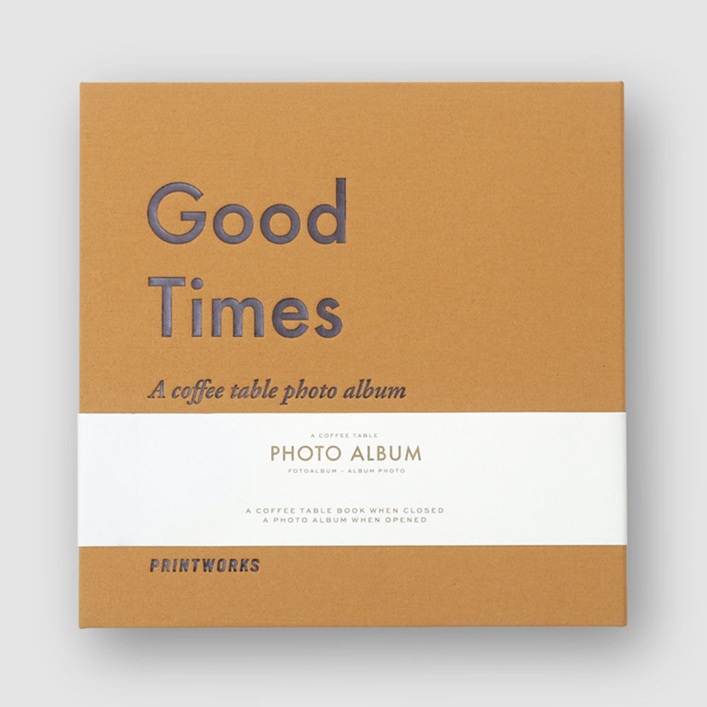 Fotoalbum – Good Times (Small)