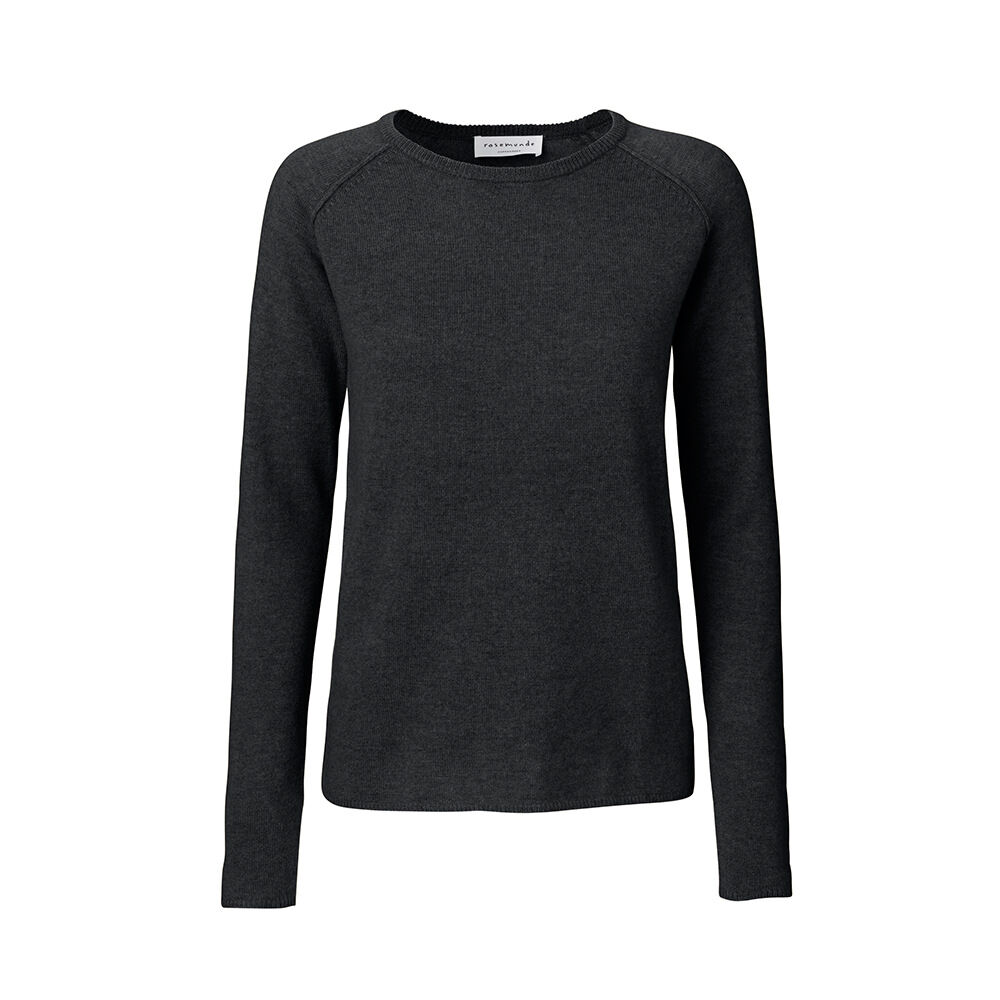 Soft Cashmere And Wool Pullover
