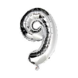 Folieballong 9 75 cm