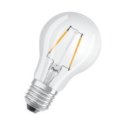 LED-lampa CL A 25 Normal E27 Dim Filament