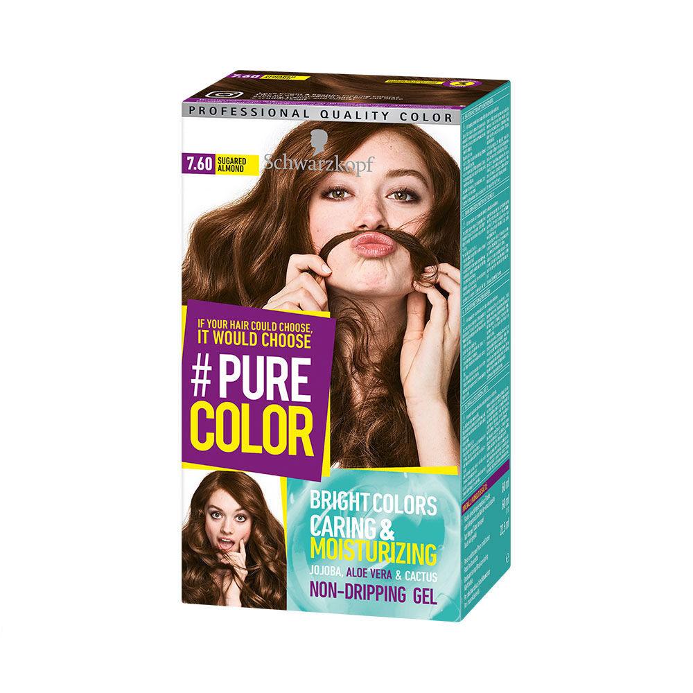 Pure Color Hårfärg
