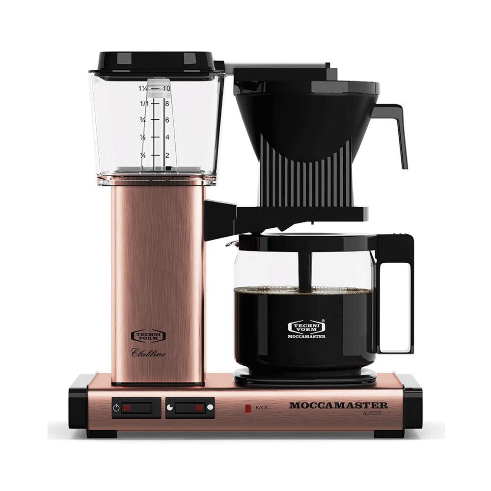 Kaffebryggare KBGC982 AO Koppar