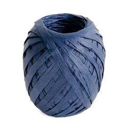 Pappersband blå