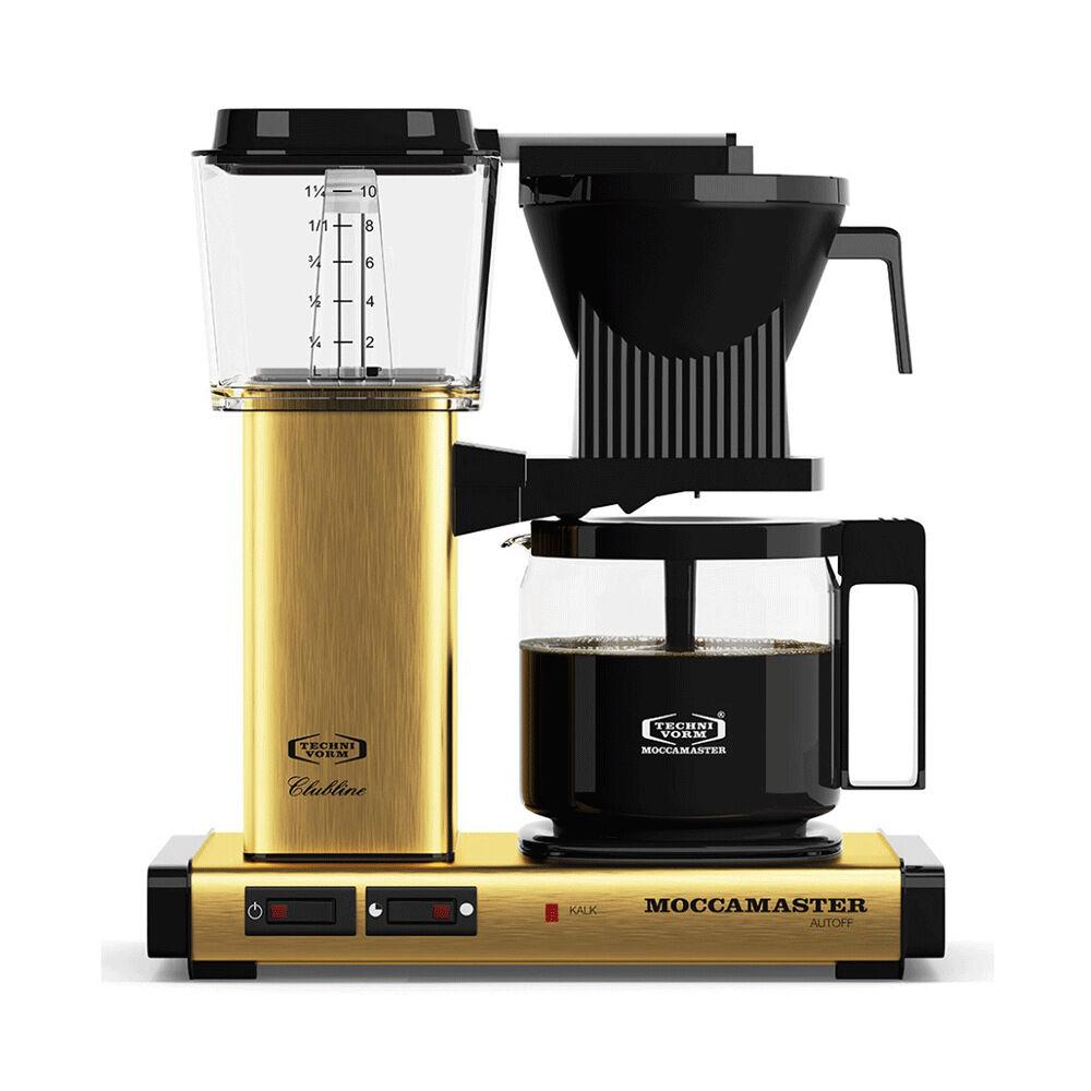 Kaffebryggare KBGC982 AO Brass