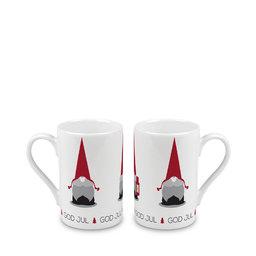 Mugg God Jul Ø 5 cm