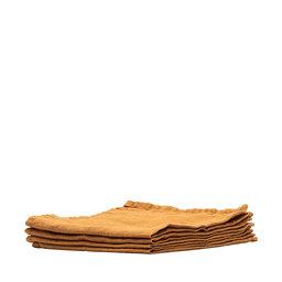 Linne servett By 4-pack 45×45 cm
