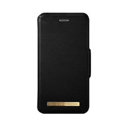 Fashion Wallet Black iPhone 7
