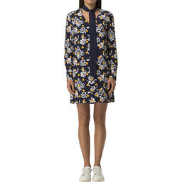 Regular Fit Floral Print Dress