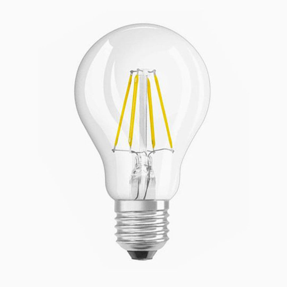 LED-lampa CL A 60 Normal E27 Dim Filament