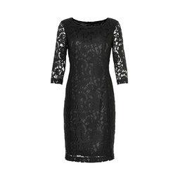 Patrice Floral Lace Dress