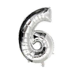 Folieballong 6 75 cm