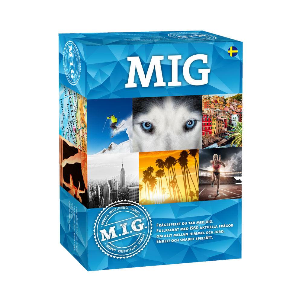 MIG Blå