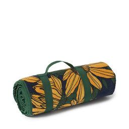 Picknickfilt Solros 120×150 cm