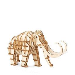 3D-pussel Mammut