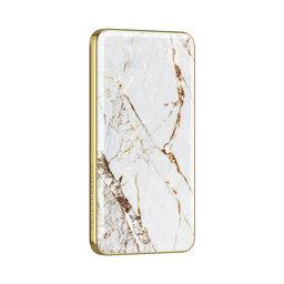 Powerbank Carrara Gold