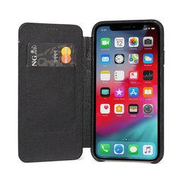 Plånboksfodral Läder iPhone Xs