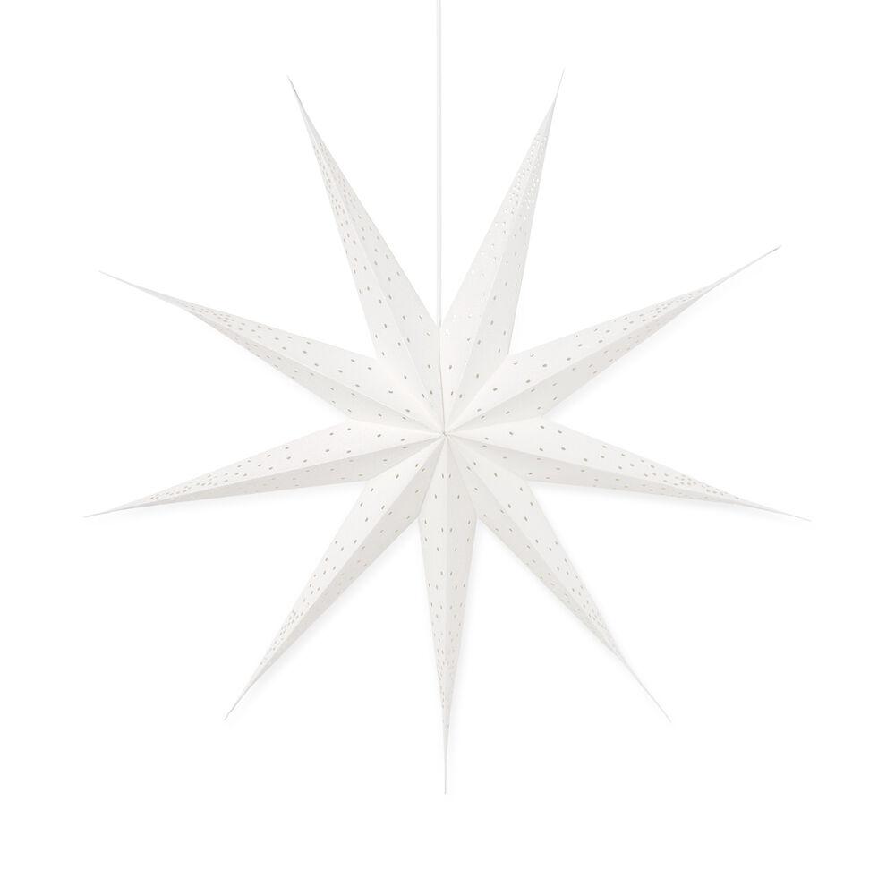 Adventsstjärna anemon Ø90 cm